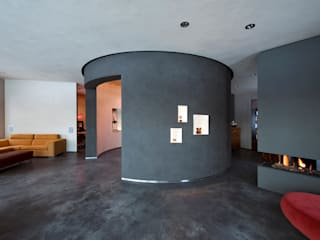 Villa Dalí:  Muren door 123DV Moderne Villa's