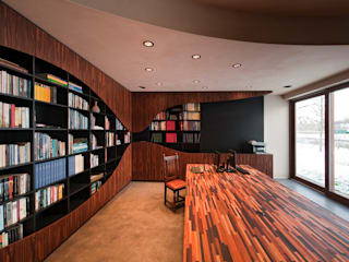 Modern Study Room and Home Office by 123DV Moderne Villa's Modern