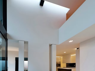 123DV Moderne Villa's Living room