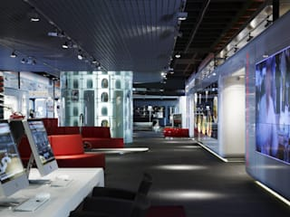 Miele inspirience Center - Vianen:  Winkelruimten door M+R interior architecture