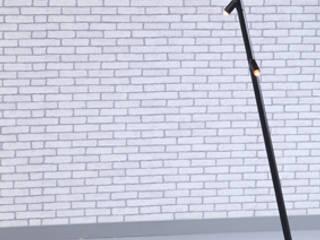 Lampe GIRA:  de style  par JOSE PASCAL