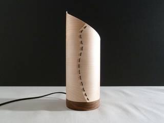 Lampe design :  de style  par veltz ébénisterie