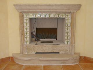 Fireplaces La Fleche Design SoggiornoAccessori & Decorazioni