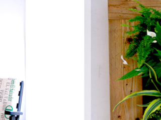 Vertical Garden - Antique Pine Living Interiors UK ArteAltri oggetti d'arte