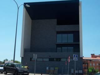 de estilo  por Javier Garcia Alda arquitecto