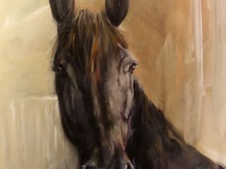 Horse portraits: classic  by ThomasAdamskiArt, Classic