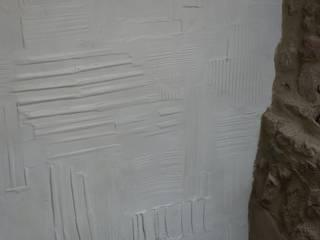 Graphique Couloir, entrée, escaliers par Oswald Olivato