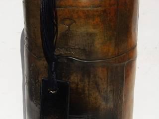 boîtes à thé céramique terre sigillée par nadine lebas TERRA SIG Éclectique