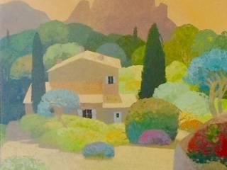 Peintures par Hubert Rublon - Artiste peintre