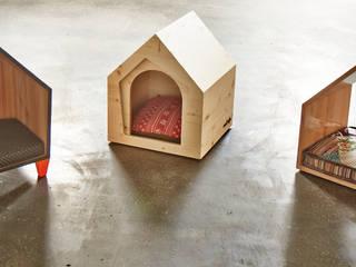 Sala de estar  por NormanHerwig - Möbel & Architektur