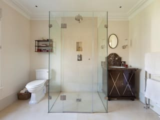 Kensington Townhouse,W8 Bathroom by Justin Van Breda