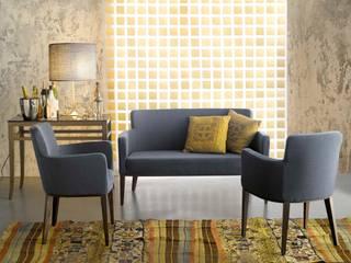 Poltrone e sedie progettate per il contract: Ambra:  in stile  di TOPLINE