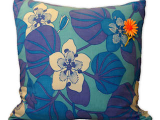 Original Vintage Cushions:   by Slouch Designs