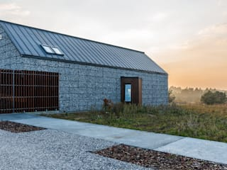 KROPKA STUDIO'S PROJECT Kropka Studio Modern houses