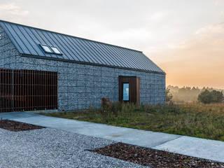 KROPKA STUDIO'S PROJECT Kropka Studio Casas de estilo moderno