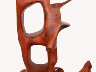 sculpture 65:   by Inishowen Bogwood Sculptures