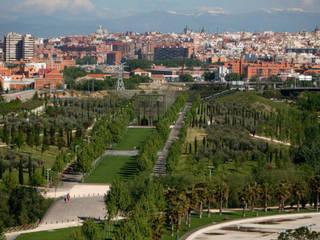 Manzanares Park:  de estilo  de Ricardo Bofill Taller de Arquitectura