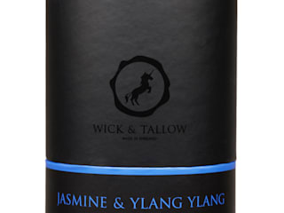 Wick & Tallow Jasmine & Ylang Ylang Candle:   by Wick & Tallow