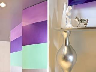 Stripes House Case moderne di Giorgia Mirabella Interior Design Moderno
