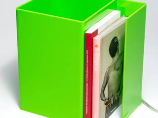 Booklight Designtrasparente SoggiornoIlluminazione