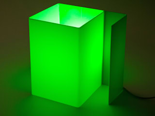 Booklight :  in stile  di Designtrasparente