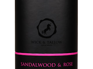 Wick & Tallow Sandalwood & Rose Candle Wick & Tallow хатнє господарство хатнє господарствохатнє господарство хатнє господарство хатнє господарство хатнє господарство хатнє господарство домогосподарстваАксесуари та прикраси