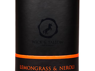 Wick & Tallo Lemongrass & Neroli Candle Wick & Tallow хатнє господарство хатнє господарствохатнє господарство хатнє господарство хатнє господарство хатнє господарство хатнє господарство домогосподарстваАксесуари та прикраси