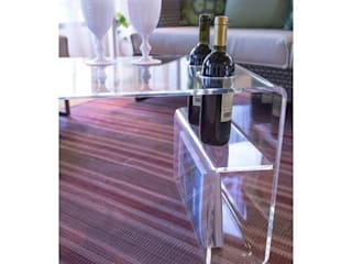 Tavolino da salotto Casper Designtrasparente SoggiornoIlluminazione