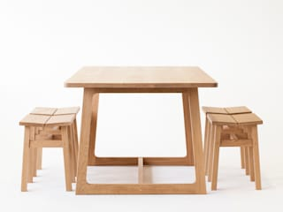 Dessau Dining Table by Liam Treanor