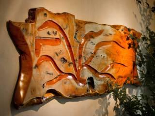 Schottische Eibe II :   von Der Holzkünstler Thomas Schwarz