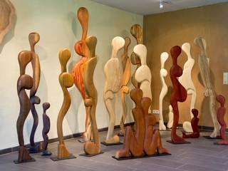 Vielfalt:   von Der Holzkünstler Thomas Schwarz