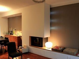 3B Architecture Modern living room