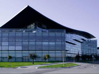 Zona Franca Logistic Park:  de estilo  de Ricardo Bofill Taller de Arquitectura