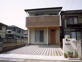 桶川の家 オリジナルな 家 の 八島建築設計室 オリジナル