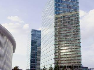 La Porte:  de estilo  de Ricardo Bofill Taller de Arquitectura