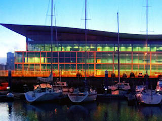 A Coruña Convention & Exhibition Center:  de estilo  de Ricardo Bofill Taller de Arquitectura