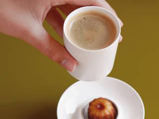 tasse à café CACHE-CACHE par Lucie Bolzec