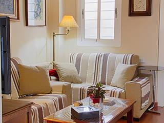 Vivienda Familiar : Casas de estilo  de Belloch Studio