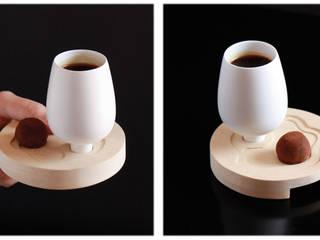 tasse à café GRAND CRU par Lucie Bolzec