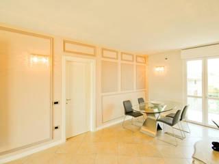 Interior Design RP: Case in stile in stile Moderno di MCArc Laboratorio di architettura sostenibile