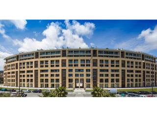 Savona Crescent:  de estilo  de Ricardo Bofill Taller de Arquitectura