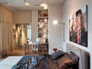 Casa Cor 2013: Quartos  por Gisele Taranto Arquitetura,Moderno