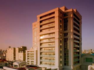 Aoyama Palacio:  de estilo  de Ricardo Bofill Taller de Arquitectura