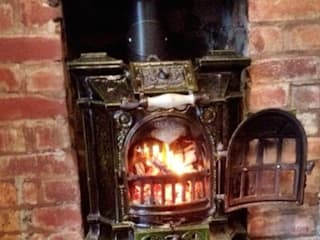French Salamandre  stove:   by Stove Hunters