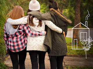 Homes for Homeless Youth:   by Urban Creative Studio