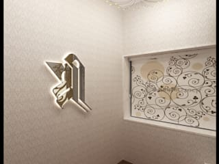 MR. AKHILESH CHAUBE'S RESIDENCE:   by NEX LVL DESIGNS PVT. LTD.