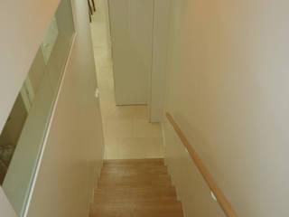 L' escalier qui change tout :  de style  par Pinto Archi