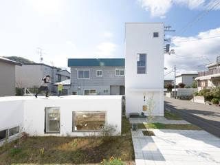 Minimalistische Häuser von hiroshi kuno + associates Minimalistisch