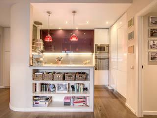 Modern Kitchen by MOB ARCHITECTS Modern