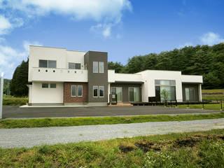 Design2 モダンな 家 の 株式会社 IDEAL建築設計研究所 モダン
